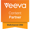 Veeva Content Partner - Multichannel CRM